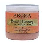 Abra Therapeutics Blissful Harmony Natural Body Scrub Patchouly and Frankincense -- 10 oz