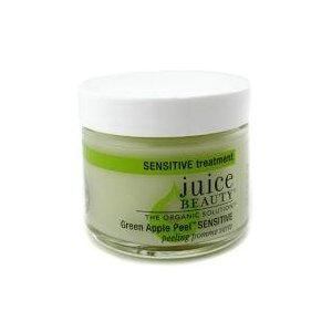 Juice Beauty Green Apple Peel SENSITIVE, .25 oz. in Box, Deluxe Travel Size by Juice Beauty