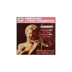 Schubert;Symphony No. 6&amp;9