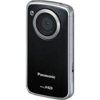 Panasonic HM-TA2K Ultrathin HD Pocket Camcorder with 1x Optical Zoom and 3-Inch LCD Screen (Black)
