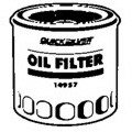 Quicksilver Oil Filter Mercruiser 866340Q03