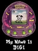 Giga Pets Virtual Digital Doggie LCD Game (1997)