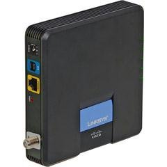 Cisco-Linksys Cable Modem with Ethernet USB Connection