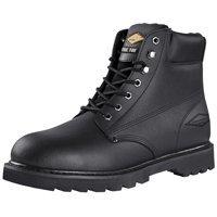 Workboot 6In Stltoe Action 13 DIAMONDBACK Boots - Leather Steel Toe 655SS-13