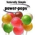 """Power Pops """"Assorted Flavors"""" Weight Loss Lollipops with Hoodia by Fun Unlimited Inc. - 30 Count"""
