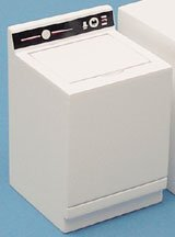 Dollhouse Miniature Value-Priced Washing Machine front-412362