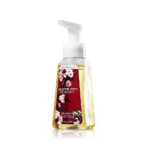 Bath & Bodyworks バス&ボディワークス Gentle Foaming Hand Soap ジェントルフォーミングハンドソープ ジャパニーズチェリーブロッサム Japanese Cherry Blossom 0667531805360