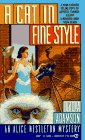 A Cat in Fine Style (Alice Nestleton Mystery) (0451180836) by Adamson, Lydia