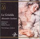 Scarlatti - La Griselda / Mirella Freni · Nino Sanzogno