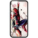 Personalized Spider Man Web Atack Case for iPhone 6