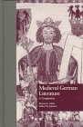 Medieval German Literature: A Companion (Garland Reference Library of the Humanities)
