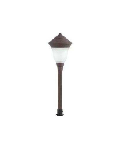 Hubbell Lighting Gn-Ab Led Greenville Lightscaper Fixture, Antique Bronze Finish