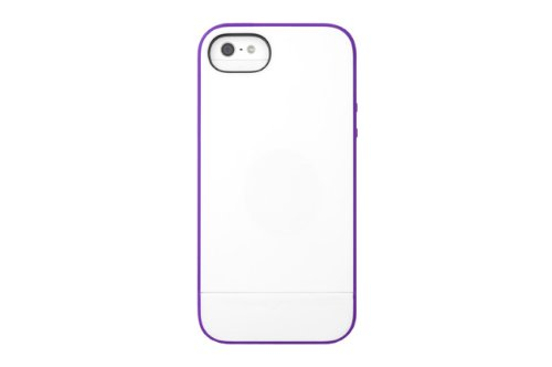 INCASE(インケース)PRO SLIDER CASE for iPhone5 White/Purple