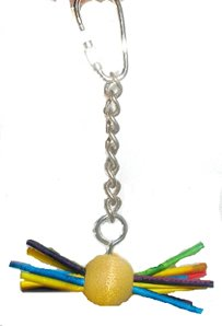 Image of Stick Ball 3in x 4in Small Bird Toy (B000ENELX0)