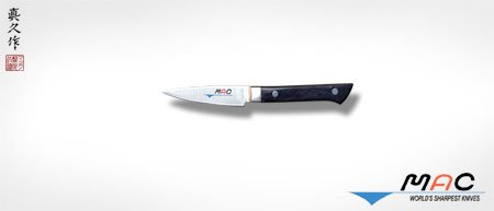 Mac Knife Professional Paring Knife, 3-1/4-Inch