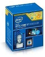 Intel Core i7 4790K Processeur 4 coeurs 4 GHz Socket LGA1150 Version Boîte