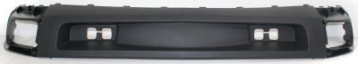 Evan-Fischer EVA18272019870 Valance Front Spoiler Lower apron Plastic Raw - textured With fog light holes (2011 Chevy Silverado Spoiler compare prices)
