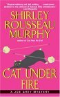 Cat Under Fire (0061056014) by Murphy, Shirley Rousseau