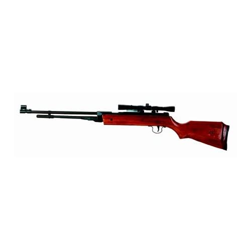 Amazon.com: Chinese Air Rifle .22cal Underlever w/Wood