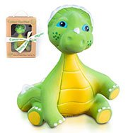 Pijio Cosmo the Dino Baby Teether Toy with Coloring Book by Pijio that we recomend personally.