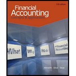 Financial Accounting by Albrecht,W. Steve; Stice,Earl K.; Stice,James D.. [2010,11th Edition.] Hardcover