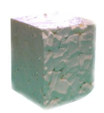 Deli Fresh Domestic Greek Feta Cheese, approx. 2 lb