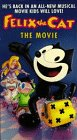 Felix The Cat: The Movie [VHS]