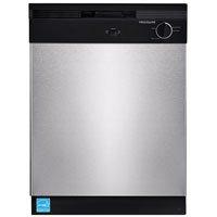 "Frigidaire FBD2400KS 24"" Stainless Steel Full Console Dishwasher - Energy Star"