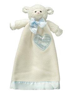 Lovie Babies (small)- Lenny Lamb Security Blanket