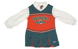 Miami Dolphins Infant Cheerleader Outfit - Buy Miami Dolphins Infant Cheerleader Outfit - Purchase Miami Dolphins Infant Cheerleader Outfit (Reebok, Reebok Dresses, Reebok Girls Dresses, Apparel, Departments, Kids & Baby, Girls, Dresses, Girls Dresses, Jumpers, Girls Jumpers, Jumper Dresses, Girls Jumper Dresses)