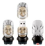 Einstein USB Flash Drive MIMOBOT 4GB from Mimoco