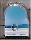 Introduction to Psychology (with InfoTrac)