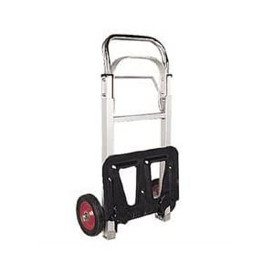 PORTABLE HAND TRUCK: Material Handling Equipment: Amazon.com