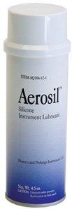 Aerosil® Silicone Instrument Lubricant: 4.5 oz.