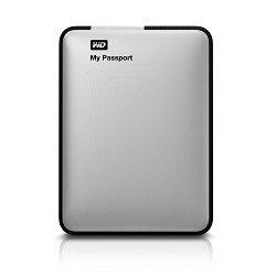 Western Digital My Passport Portable Hard Drive by Western Digital