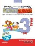 img - for Destrezas, habilidades y actitudes matematicas / Math Skills, Abilities and Attitudes: Para el desarrollo de competencias matematicas / For the Development of Math Skills (Spanish Edition) book / textbook / text book