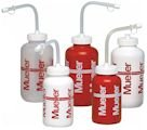 Mueller Sports Quart Water Bottle , Red W/Straw - Each