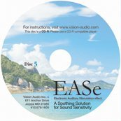 EASE MUSIC THERAPY SYSTEM CD # 5