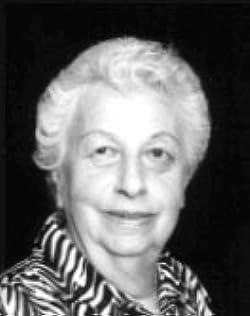 Ruth Sackman