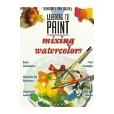 Mixing Colors (Barron's Learning to Paint)
