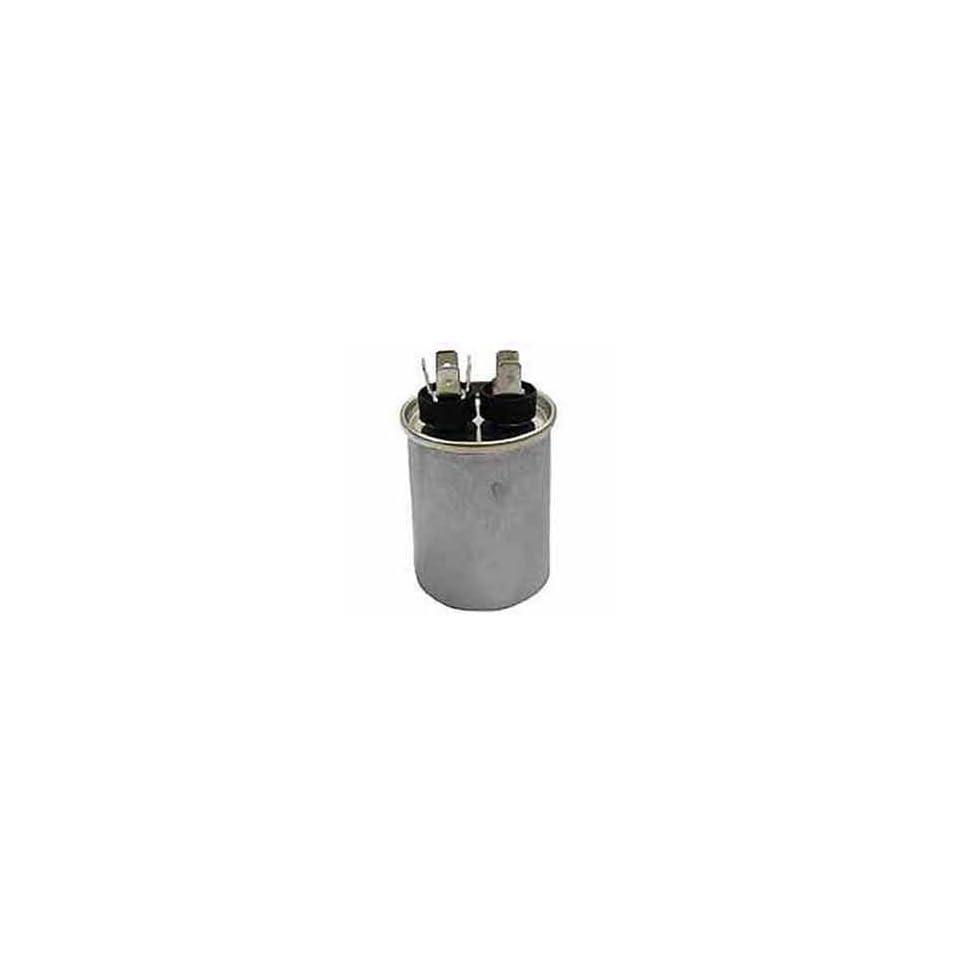 Dual Voltage 370 440 Round Run Capacitor 70 Mfd