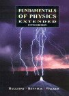 Fundamentals of Physics, Extended (0471105597) by Halliday, David