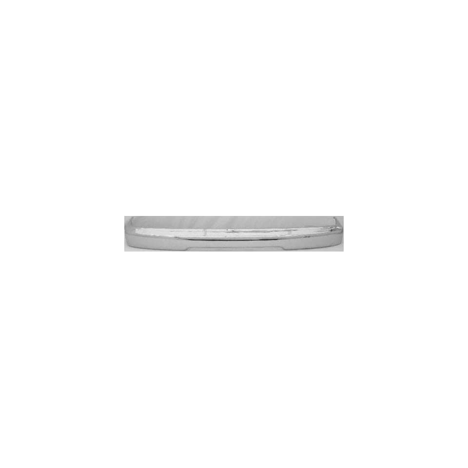 95 97 TOYOTA TACOMA FRONT BUMPER CHROME TRUCK, 4WD (1995 95 1996 96 1997 97) 3921 5210104080