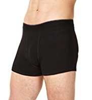 XXXL 3 Pack Stretch Cotton Assorted Trunks