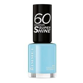 Rimmel blister vernis à ongles 60 seconds super shine too cool tango 855 8ml- (for multi-item order extra postage cost will be reimbursed)