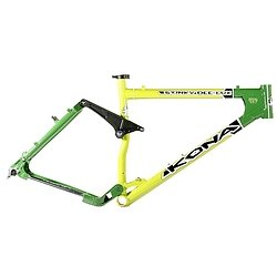 KONA Kona Stinky DeeLux Mountain BIke Frame 20 Green