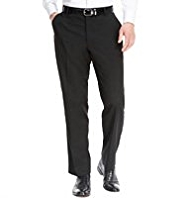 Flat Front Eveningwear Trousers