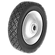 Maxpower 335160 6-Inch By 1-1/20-Inch Steel Lawn Mower Wheel