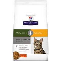 Hill's Prescription Diet Metabolic + Urinary Feline