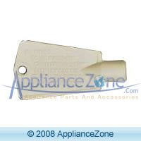Frigidaire Freezer Key 297147700